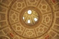Kunsthistorisches Museum ceiling