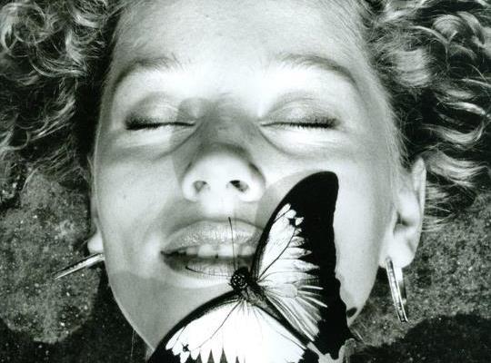 butterfly girl, kuranda