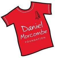 Daniel's red t-shirt became the symbol for the foundation in his name.