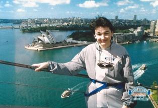Bridge Climb Sydney, 2001