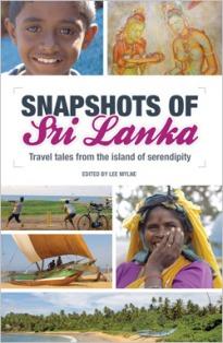 Snapshots of Sri Lanka cover