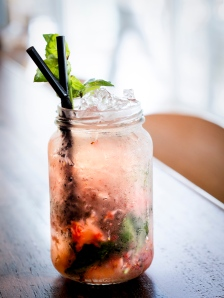 Mojito at Helm Surfers Paradise (Photo: Andrew Jarvie).