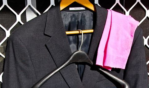 Tommy's suit