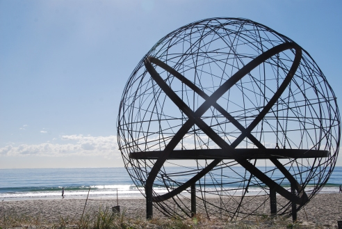 Sea Ball by John Wilson (Queensland).