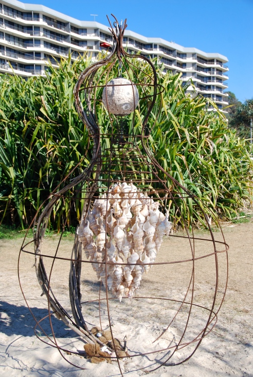 Sea Pod, by Jess Poulsen (NSW).