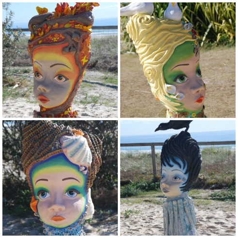 Vertumnus by Monte Lupo (QLD). These four beauties represent the four seasons.