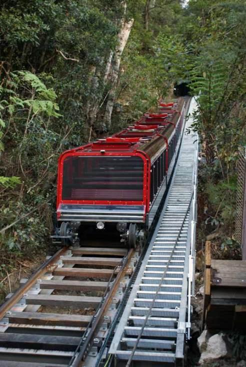 Scenic rail katoomba